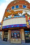 住宅区的剧院在坎萨斯城 免版税库存照片