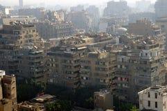 住宅开罗的地区 免版税库存图片