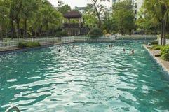 住宅游泳池, 库存照片