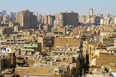 住宅的开罗 图库摄影