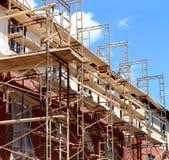 住宅建设 库存照片