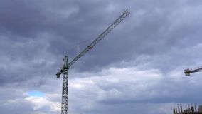 住宅Bu的建筑 股票录像