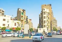 住房在埃及 免版税图库摄影