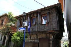 索佐波尔保加利亚 免版税库存图片
