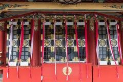 佑德Inari寺庙 库存图片