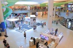 体内市Harbourfront购物中心新加坡 图库摄影