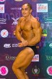 体型冠军肌肉 库存照片