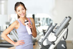 体操妇女锻炼