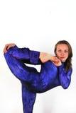 体操运动员年轻人 库存照片