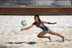 体育在印度尼西亚 免版税库存照片