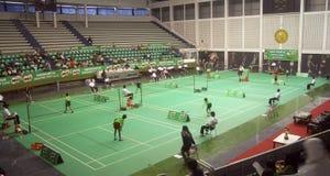 体育在印度尼西亚 库存图片