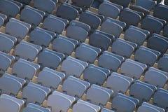 体育场位子 免版税库存照片