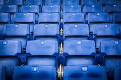 体育场位子 免版税库存图片