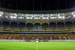 体育场国民竞技场 免版税图库摄影
