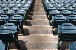 体育场步骤 免版税库存图片