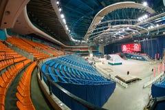 体育场炫耀复杂奥林匹克 免版税图库摄影