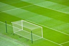 体育场目标 免版税库存照片