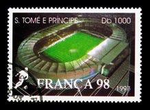 体育场自治都市-图卢兹,世界杯橄榄球serie,大约19 库存图片