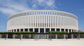 体育场`克拉斯诺达尔`的现代大厦 图库摄影