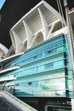 体育场结构 免版税库存照片