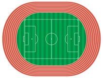 体育场 免版税图库摄影
