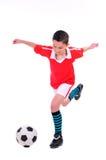 体育孩子 库存图片