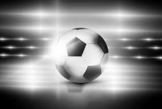 体育橄榄球足球3D 图库摄影