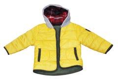 体育温暖的夹克 免版税库存照片