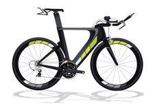 体育自行车 图库摄影