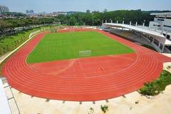 体育运动体育场 库存图片
