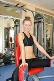 体育运动妇女 免版税库存图片