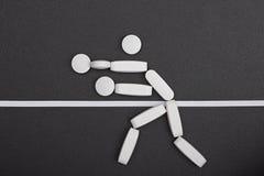 体育运动符号 免版税库存照片