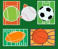 体育运动 免版税库存图片