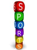 体育运动 皇族释放例证
