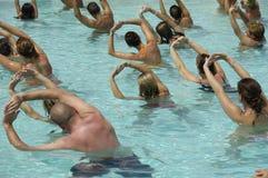 体育运动水 库存照片
