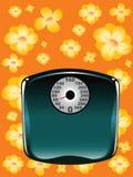 体重计 免版税库存图片