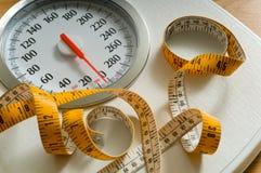 体重计 图库摄影