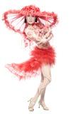 余兴节目舞蹈演员 免版税库存照片