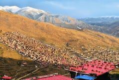 佛教学院wuming larong的seda 库存照片