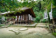 佛教寺庙在镰仓,日本 免版税库存图片