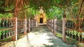 佛教寺庙在素林泰国 库存照片