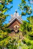 佛教寺庙在Nanzen籍地区-京都 图库摄影