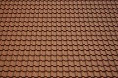 佛教寺庙瓦屋顶在泰国 图库摄影