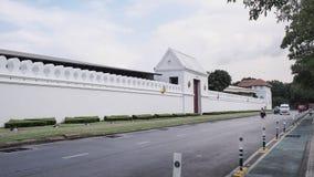 佛教寺庙白色 库存图片