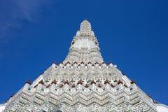 佛教寺庙黎明寺在曼谷 库存图片