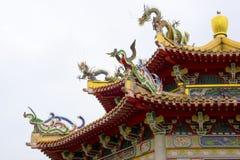 佛教寺庙 库存照片