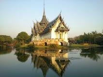 佛教寺庙 免版税库存照片