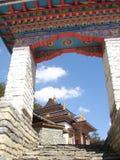 佛教寺庙 图库摄影