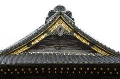 佛教屋顶 免版税库存图片