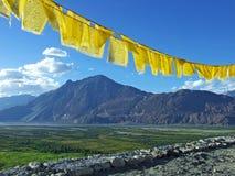 佛教徒标记祷告 库存照片